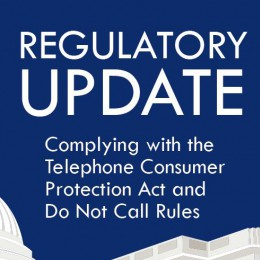Are you complying with the Telephone Consumer Protection Act (TPCA)?