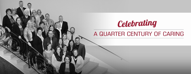 VGM Insurance's Quarter Century of Caring Campaign 2
