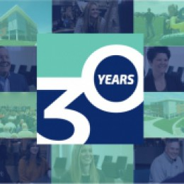 We're Celebrating 30 Years!