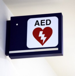 Use of AED Key to Surviving Cardiac Arrest