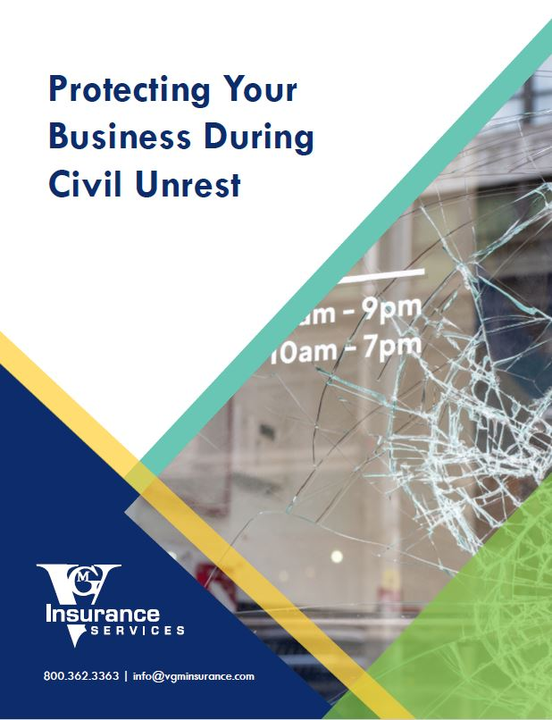 Protecting Your Business During Civil Unrest document image