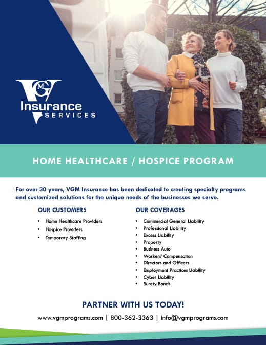 Home Healthcare and Hospice Program document image