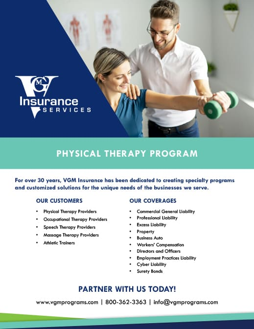Physical Therapy Program document image