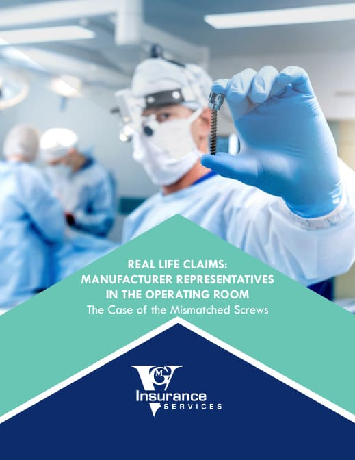 Manufacturer Representatives in the Operating Room document image