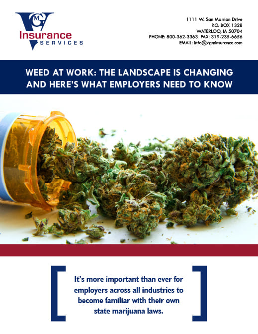Weed at Work: Here's What Employers Need to Know document image