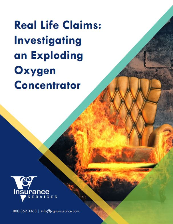 Investigating an Exploding Oxygen Concentrator document image