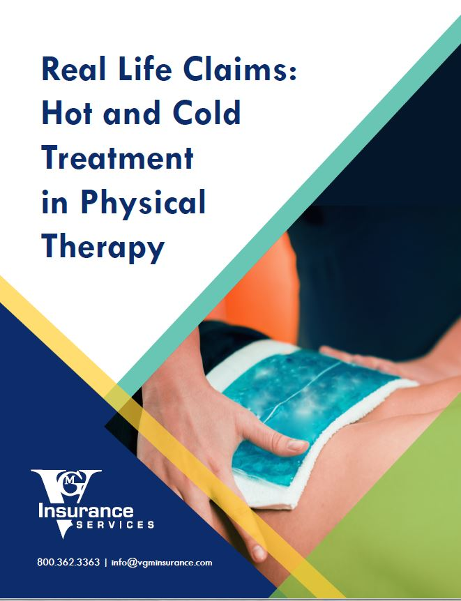 Hot and Cold Treatment in Physical Therapy document image
