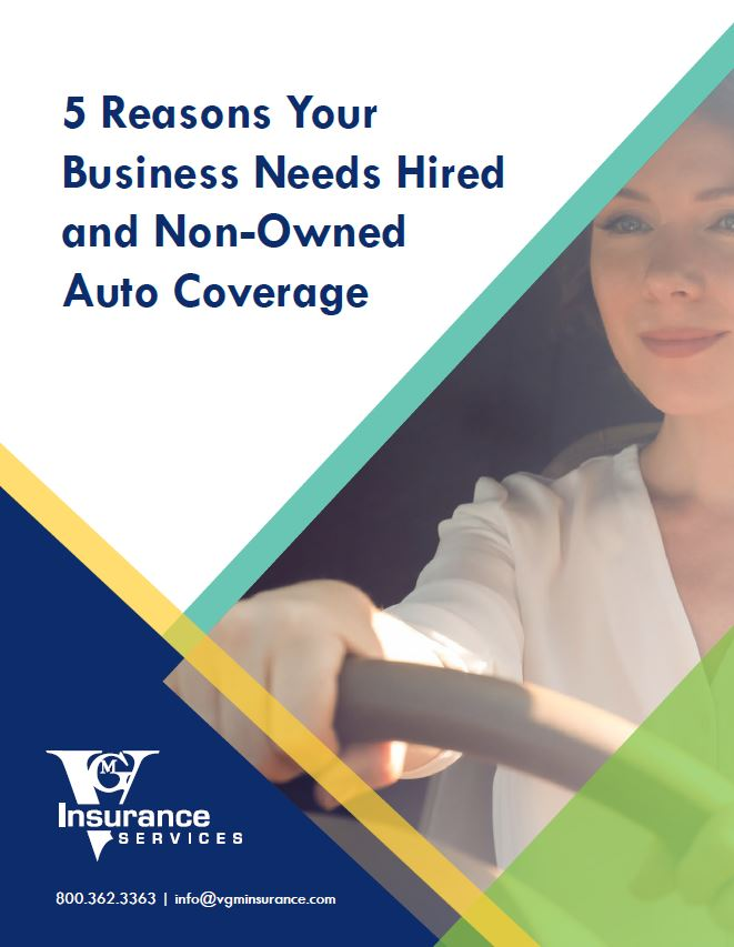 5 Reasons Your Business Needs Hired and Non-owned Auto Coverage document image