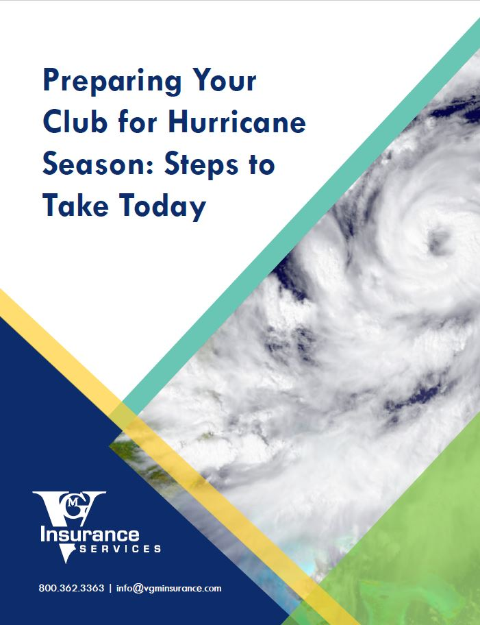 Preparing Your Club for Hurricane Season: Steps to Take Today document image