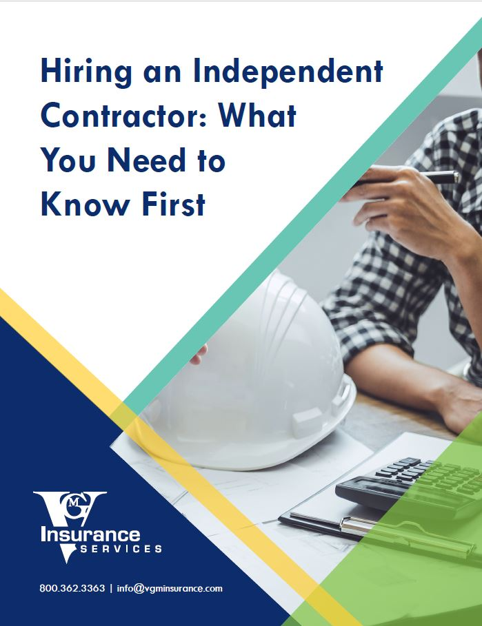 Hiring an Independent Contractor: What You Need to Know First document image