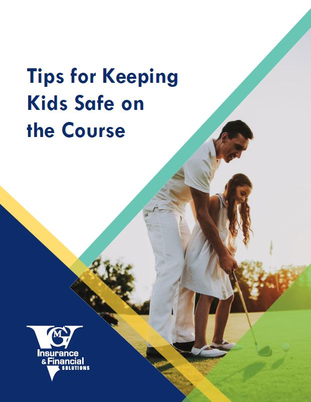 Tips for Keeping Kids Safe on the Course document image