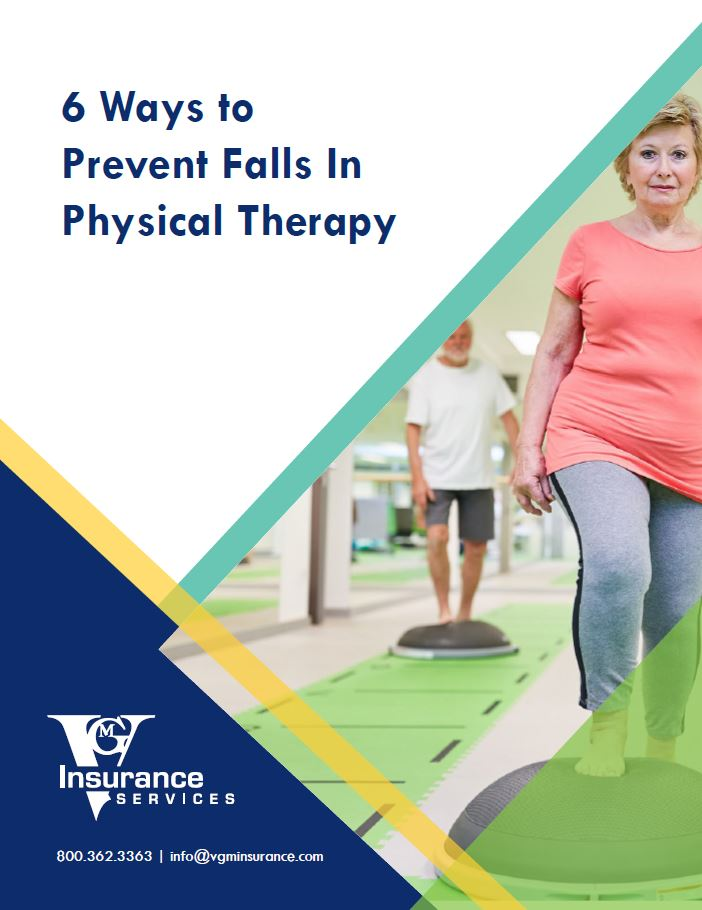 6 Ways to Prevent Falls In Physical Therapy document image