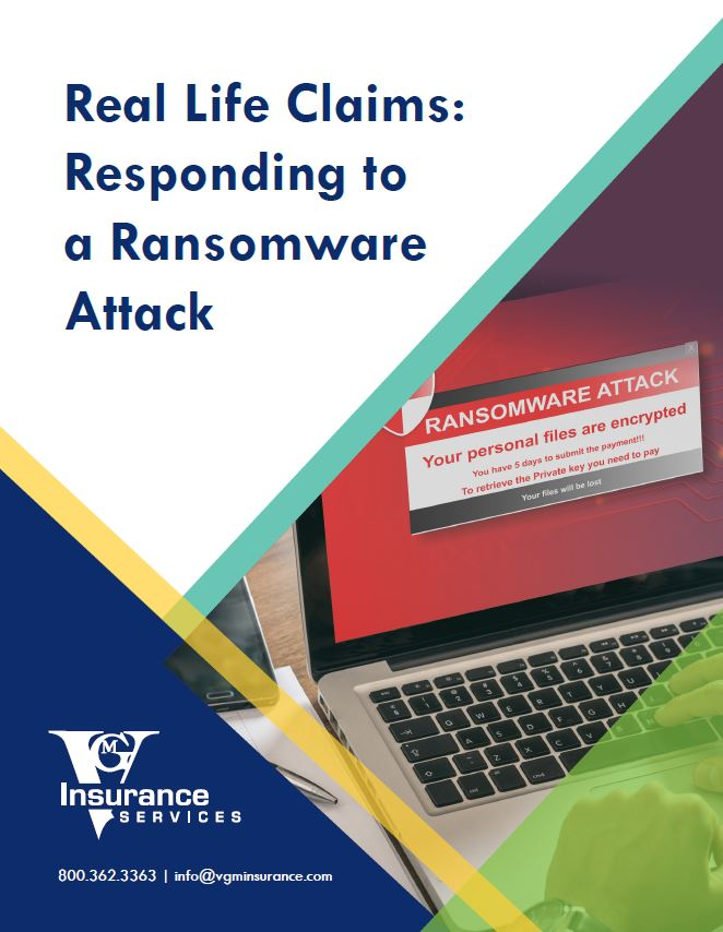 Responding to a Ransomware Attack document image