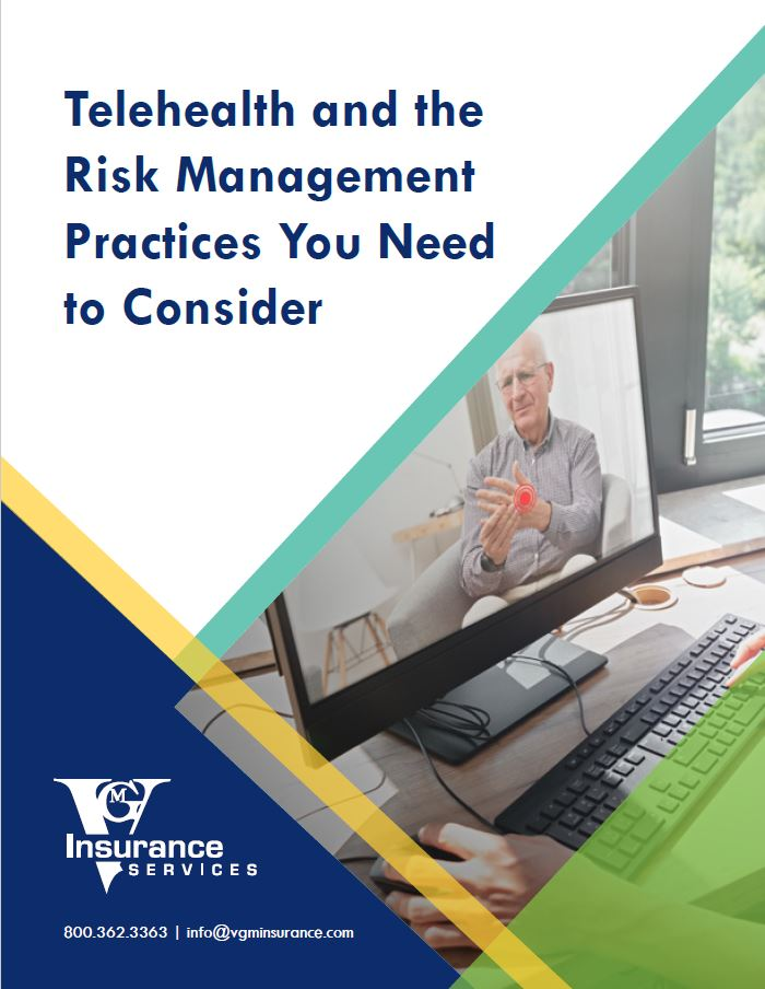 Telehealth and the Risk Management Practices You Need to Consider document image